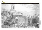 Philadelphia, 1854 Carry-all Pouch