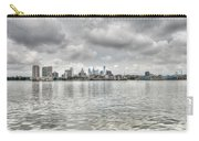 Philadelphia Across The Water Carry-all Pouch