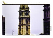 Philadelphia City Hall Tower Carry-all Pouch