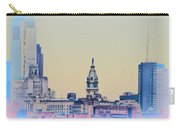 Philadelphia From South Camden Carry-all Pouch