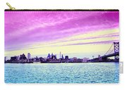 Philadelphia Morning View Carry-all Pouch