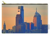 Philadelphia Sunrise Carry-all Pouch by Bill Cannon