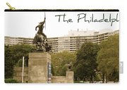 Philadelphian View From Museum Carry-all Pouch