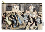 Philip II (382-336 B.c.) Carry-all Pouch