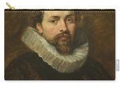 Philippe Rubens - The Artist's Brother Carry-all Pouch by Peter Paul Rubens
