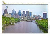 Philly By Water Carry-all Pouch