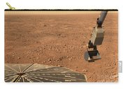 Phoenix Mars Lander Samples Soil Carry-all Pouch