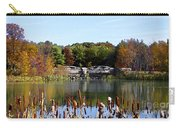 Photo Watercolour Lincoln Woods Ri Carry-all Pouch