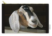 Photogenic Goat Carry-all Pouch
