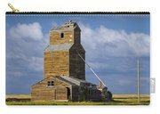 Photograph Of A  Prairie Barn Carry-all Pouch