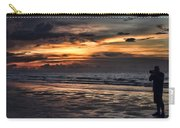 Photographing Sunsets Carry-all Pouch