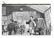 Photography Studio, 1876 Carry-all Pouch by Granger