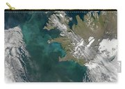 Phytoplankton Bloom In The North Carry-all Pouch by Stocktrek Images