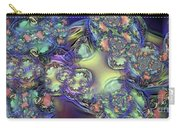 Phytoplankton Carry-all Pouch by Ron Bissett