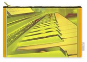 Piano Impressions Carry-all Pouch