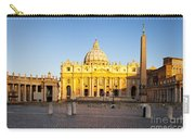 Piazza San Pietro Carry-all Pouch