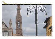 Piazza Santa Croce Carry-all Pouch