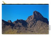 Picacho Peak - Arizona Carry-all Pouch