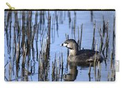 Pied-billed Grebe, Montreal Botanical Carry-all Pouch