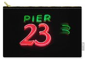 Pier 23 Neon Carry-all Pouch