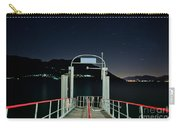 Pier At Night Carry-all Pouch