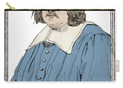 Pierre De Fermat, French Mathematician Carry-all Pouch by Science Source