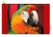 Pietro The Parrot Carry-all Pouch