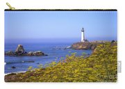 Pigeon Point Lighthouse California Coast Carry-all Pouch