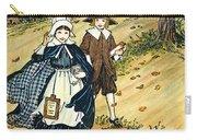 Pilgrim Schoolchildren Carry-all Pouch