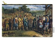Pilgrims: Massasoit Carry-all Pouch