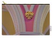 Pillar Details Carry-all Pouch
