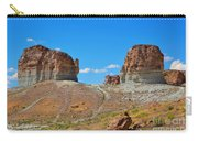 Pilot Butte Rock Formation Iv Carry-all Pouch