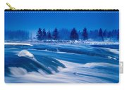 Pinawa Channel, Manitoba Carry-all Pouch