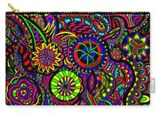 Pinball Anyone Carry-all Pouch