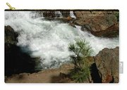 Pine And Falls Glen Alpine Falls Carry-all Pouch