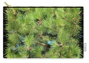 Pine Cones And Needles Carry-all Pouch
