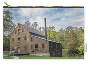 Pine Creek Grist Mill At Fall Carry-all Pouch