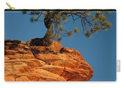 Pine On Rock Carry-all Pouch