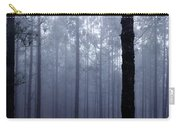 Pine Trees In Cloud In The Forest Corona Carry-all Pouch