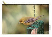 Pine Warbler 3 Carry-all Pouch