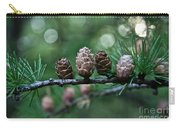 Pinecone Party Line Carry-all Pouch