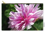 Pink Anemone From The St Brigid Mix Carry-all Pouch