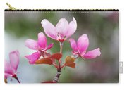 Pink Apple Blossom 2 Carry-all Pouch