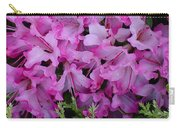 Pink Azalea Carry-all Pouch