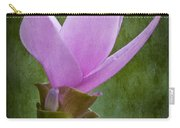 Pink Blossom Carry-all Pouch by Susan Candelario