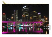 Pink Bridge Carry-all Pouch