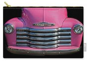 Pink Chevrolet Truck Carry-all Pouch
