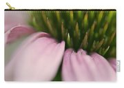 Pink Cone Flower Carry-all Pouch