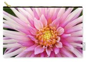 Pink Dahlia  Carry-all Pouch