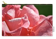 Pink Diamond Dust Carry-all Pouch
